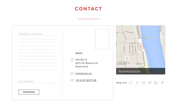 Fresh  Inspiring Contact Page  Form Designs  Web Forms