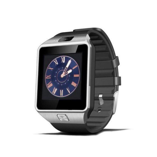 1 54 Android Destekli Akilli Saat Akilli Saat Smartwatch Bluetooth
