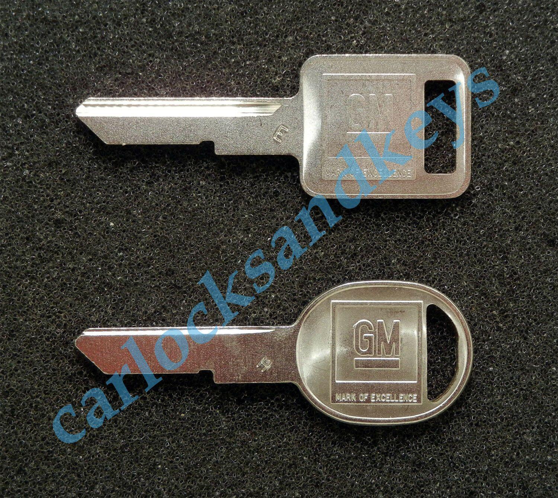 1969 1973 1977 1981 Gm Chevrolet Chevy Corvette Key Blanks Ebay In 2020 Chevy Corvette Key Blanks Chevrolet