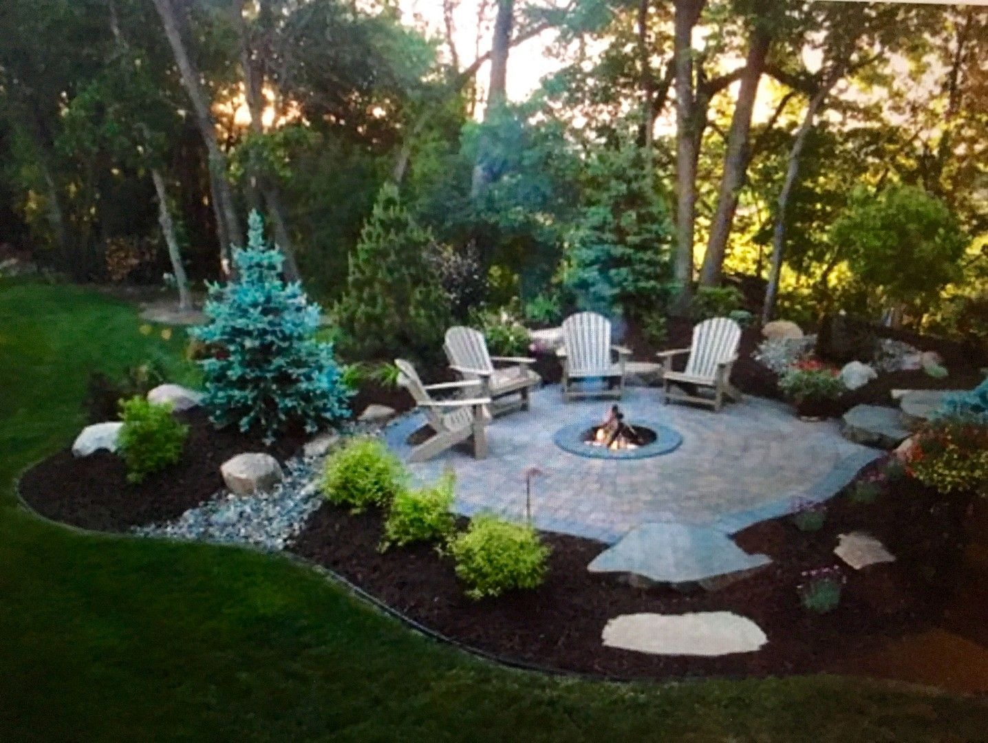 43 DIY outdoor fire pits are just what your backyard needs!