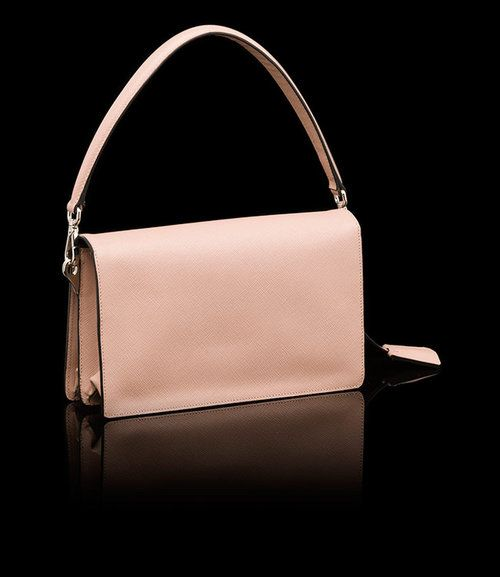 AUTHENTIC BNIB PRADA FLAP BAG. INTERCHANGEABLE STRAP FROM HAND CARRY TO SWING - $1,700