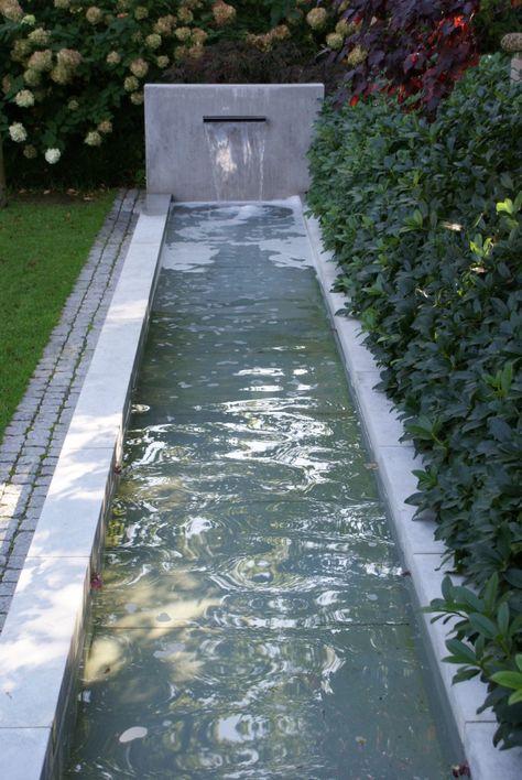 Wasserspiele  Teiche \u203a Zinsser Gartengestaltung, Schwimmteiche und - gartengestaltung reihenhaus pool