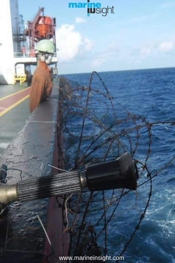 Anti-piracy efforts while transiting Gulf of Aden