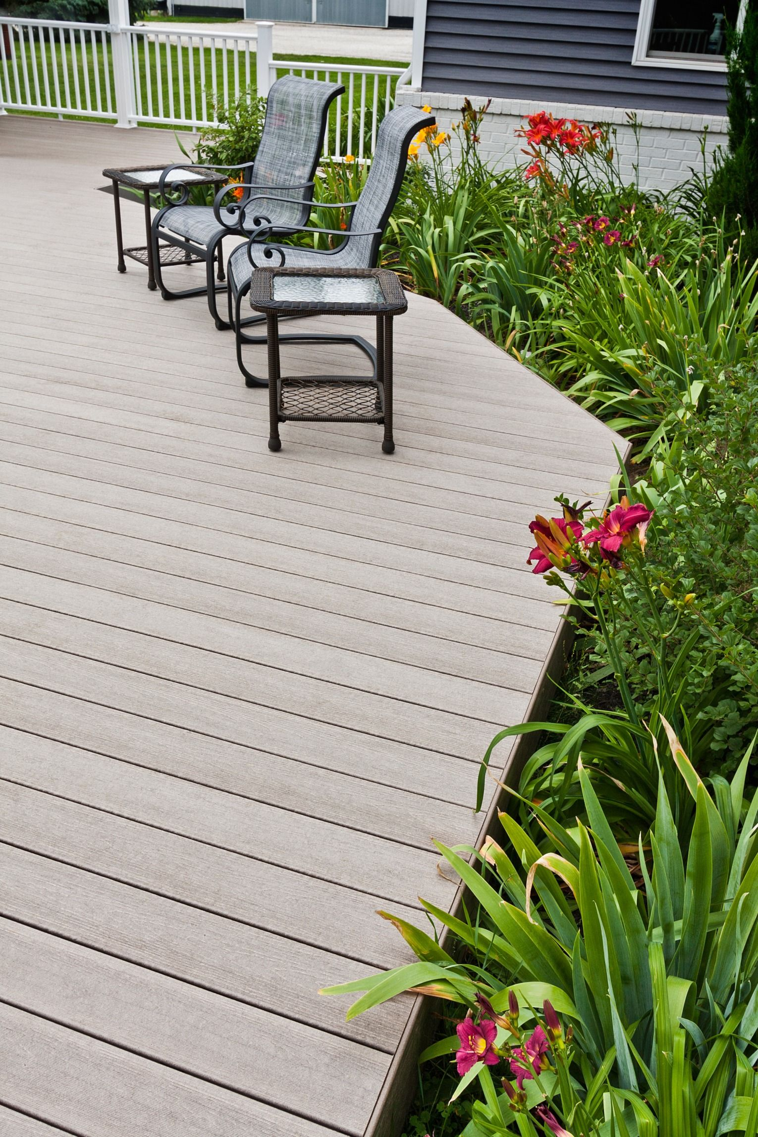 UltraDeck® Composite Decking offers highquality