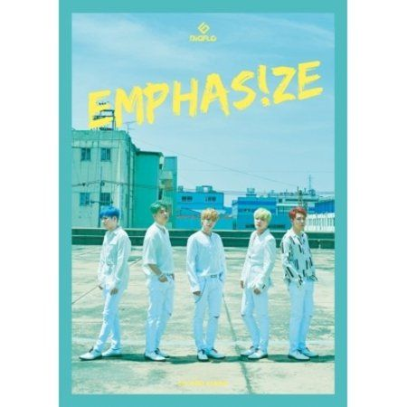 Emphas!ze (cd)