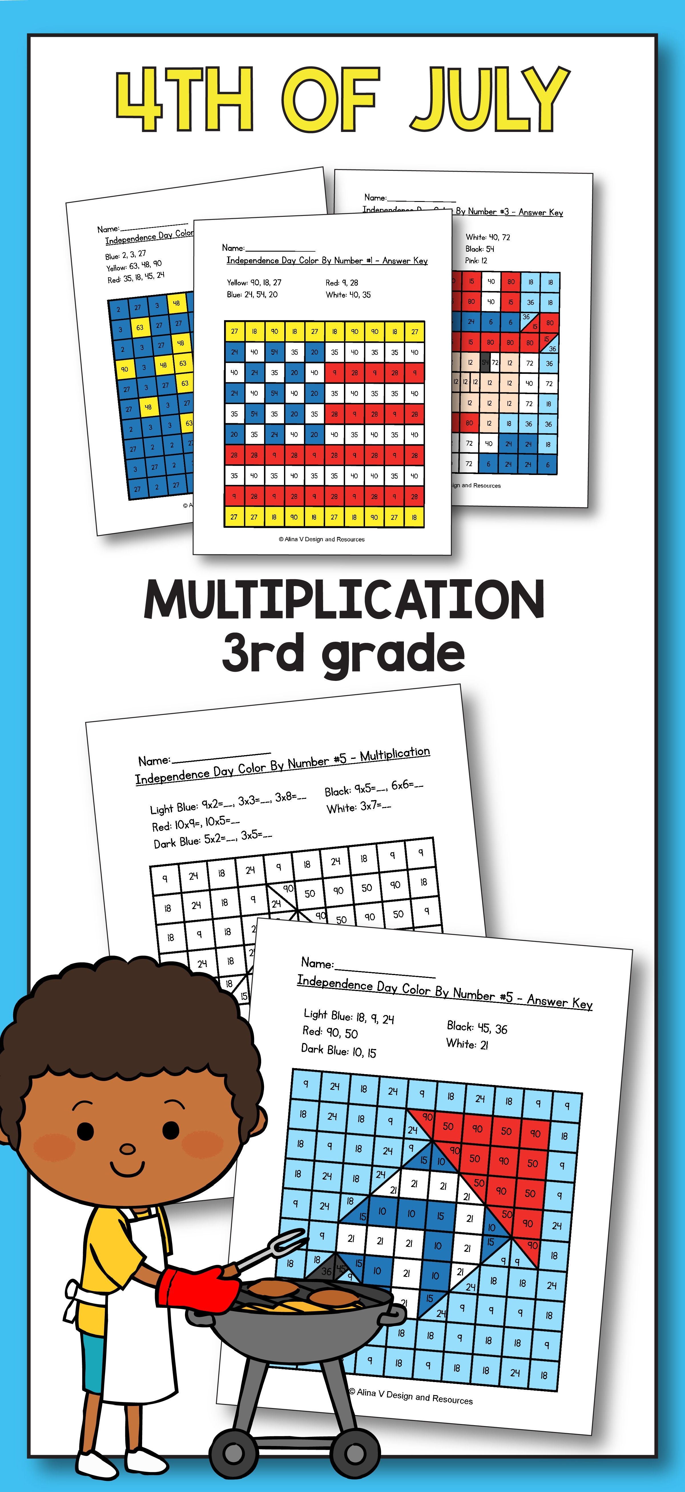 Constitution Day Activities For 3rd Grade