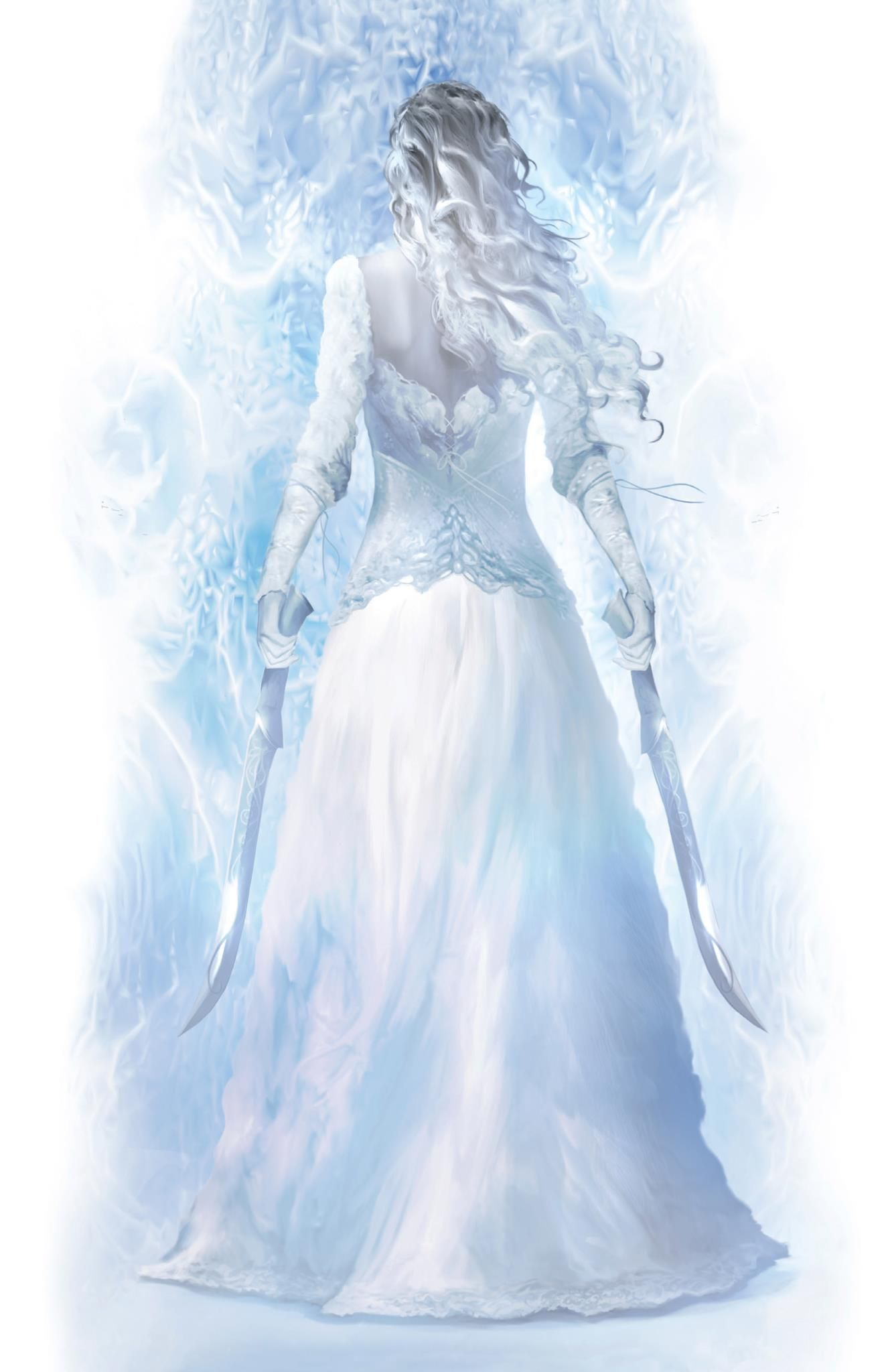 Art by Talexi – Back cover: Throne of Glass by Sarah J. Maas (UK/AUS/NZ Edition)
