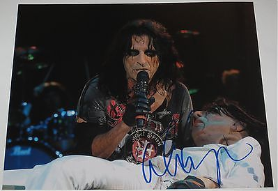 Autographs Of Rock Stars Signed 8x10 Photo Authentic