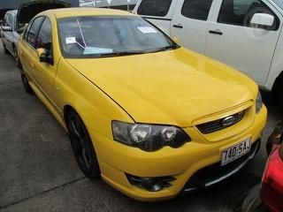 Wrecking 2006 Fpv Bf F6 Typhoon Sedan Sedan Fpv Race Car Parts