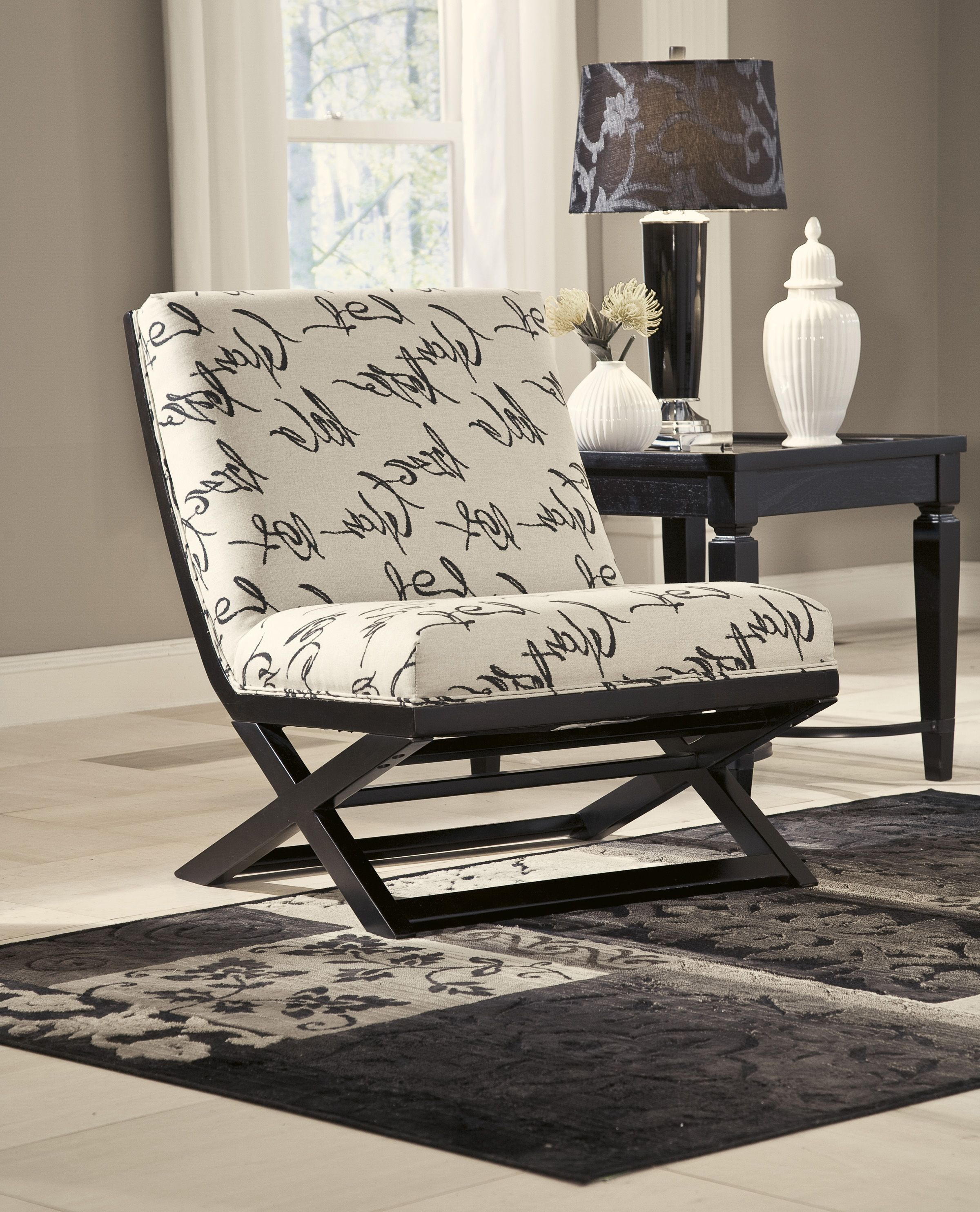 Best Matching Armless Accent Chair W Reversible 100 Cotton 400 x 300