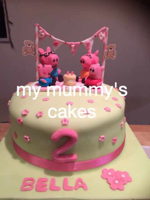 One of my cakes
