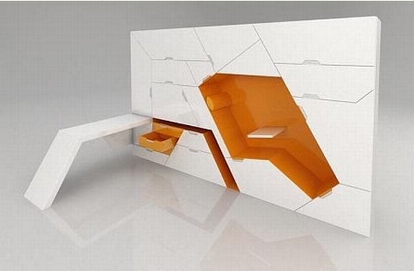 #swagged Out! Modular Office Furniture: Office In A Box