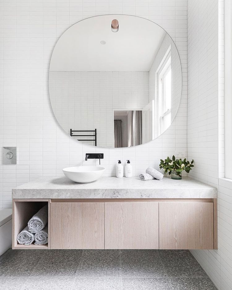 5 Bathroom Mirror Ideas For A Double Vanity Bathroom Mirror