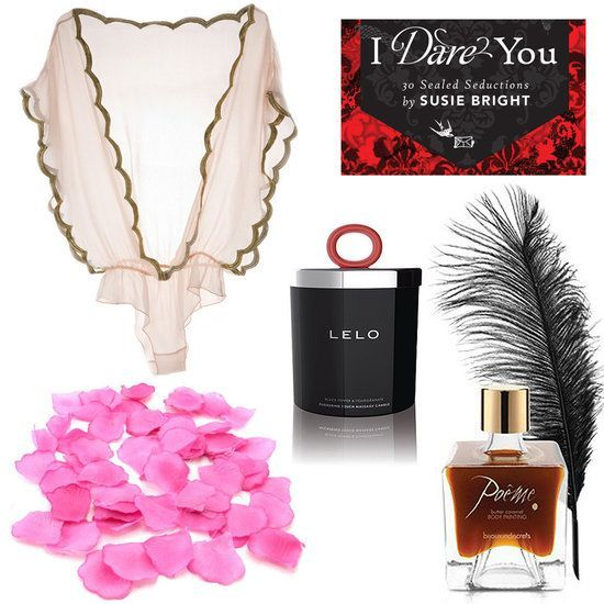 Wedding Night Gift For Husband: A Posh And Provocative Wedding Night Survival Kit