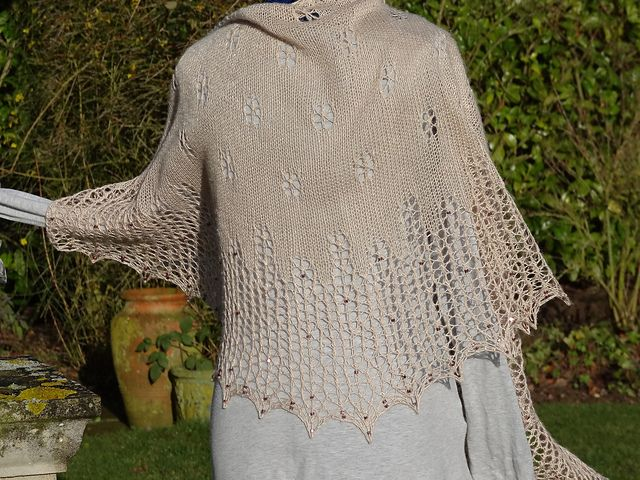 Ravelry: cookknitwine's Ghost in the Snow