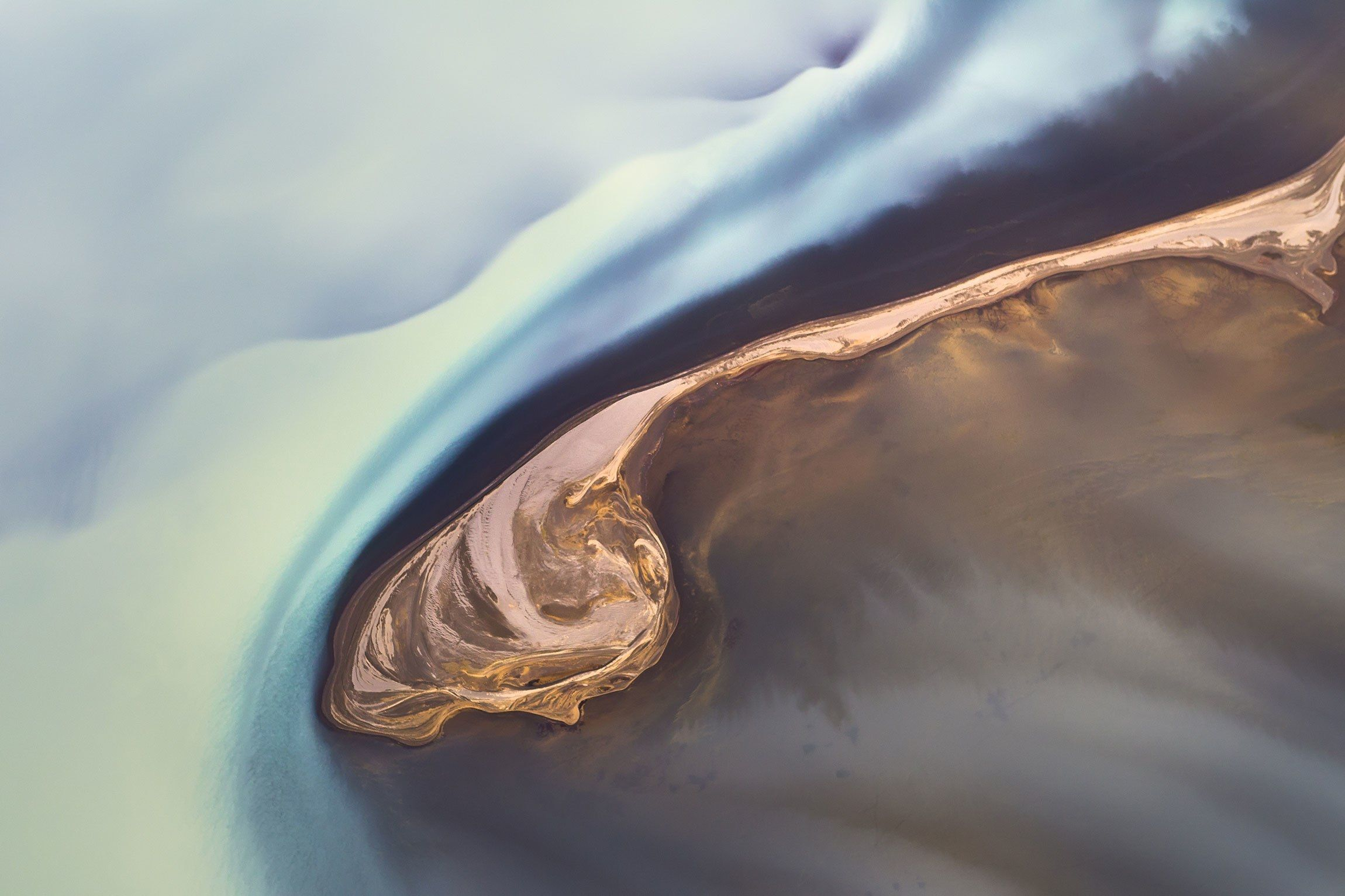 15 Otherworldly Photographs of Iceland from Above Photos   Architectural Digest