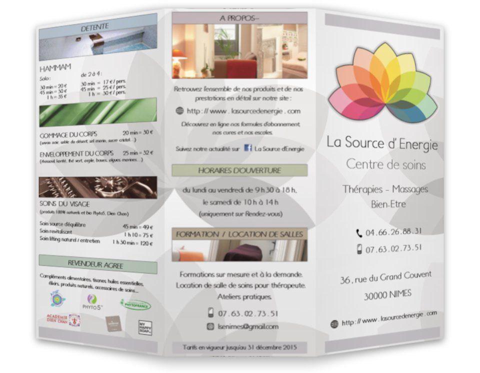 Brochures soins 2015 - Recto