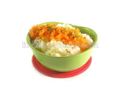 Receta de arroz con zanahoria |