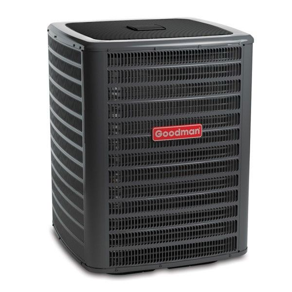 1 5 Ton 16 Seer Goodman Air Conditioner Condenser Goodman Air Conditioner Condensers Heat Pump Air Conditioner Air Conditioner Condenser Air Conditioning