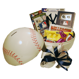 New york yankees easter basket celebrate easter and the start of new york yankees easter basket celebrate easter and the start of the baseball season negle Gallery