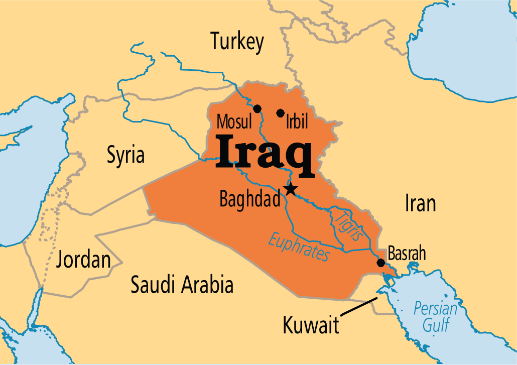 Iraq houses more than 5 millions orphans because of war and