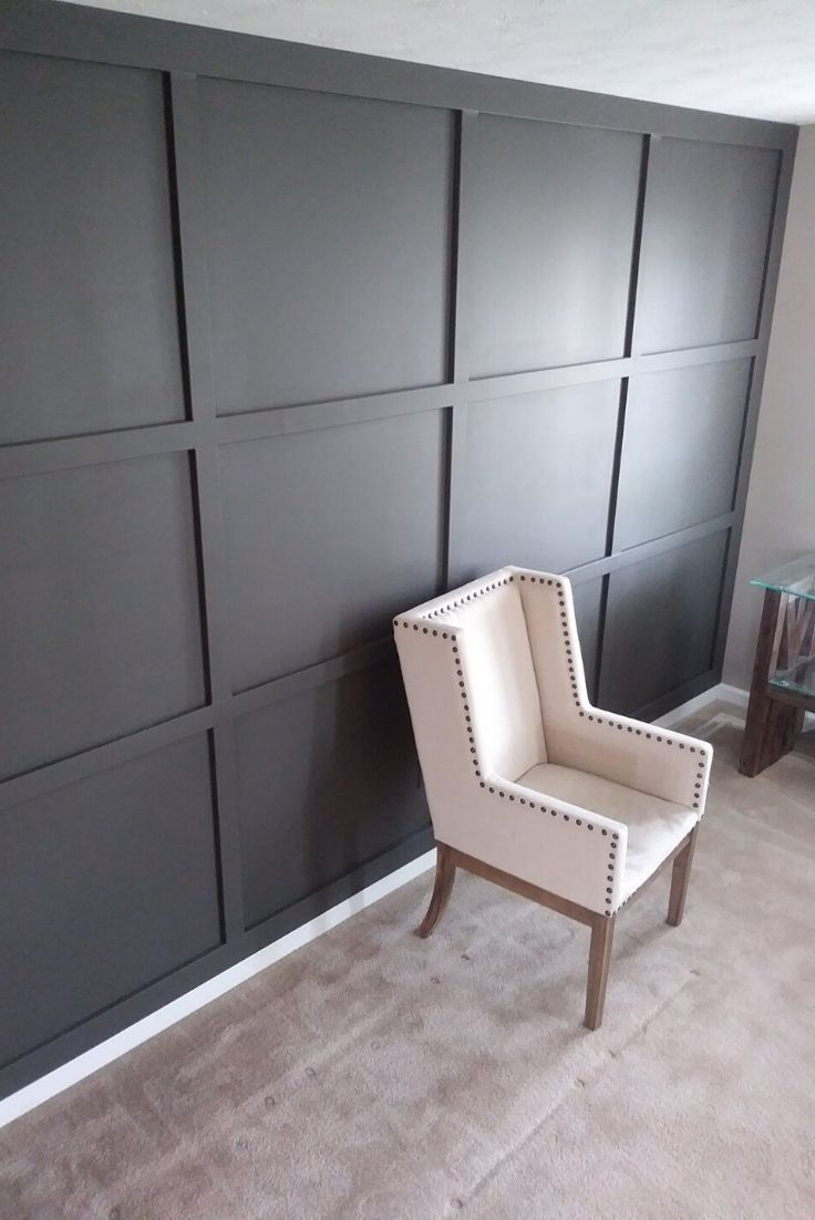 New Paint Colors In The Living Room: Accent Wall Focal ...
