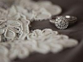 Wedding Ring: Photo by Meg Baisden Photography via Heather Renee Celebrations