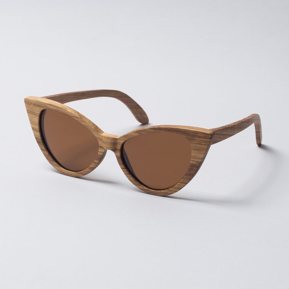 2812cf930fe Over the top extended COCO LENI cat eye is the latest eyewear trends for  2019. The solid wood frame comes in many colors. Buy now with prescription  lenses ...