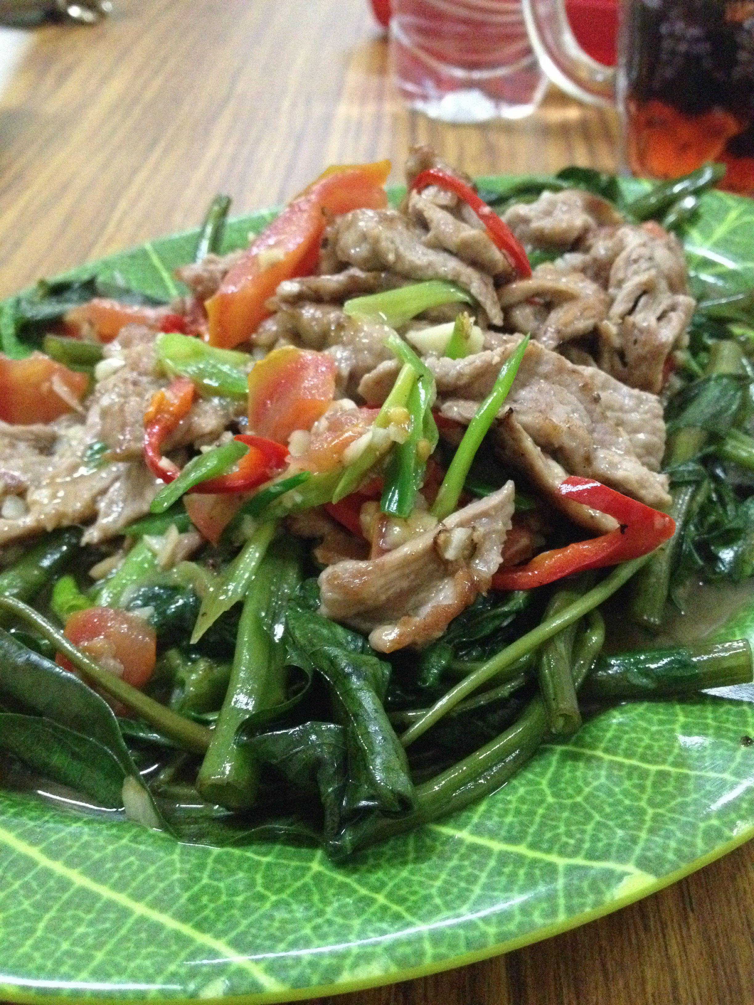 Cha Kangkung Indonesian Cuisine Food Cuisine Indonesian Cuisine