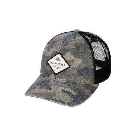 Quiksilver Lasting Trucker Hat - Camo  1a9e2737189
