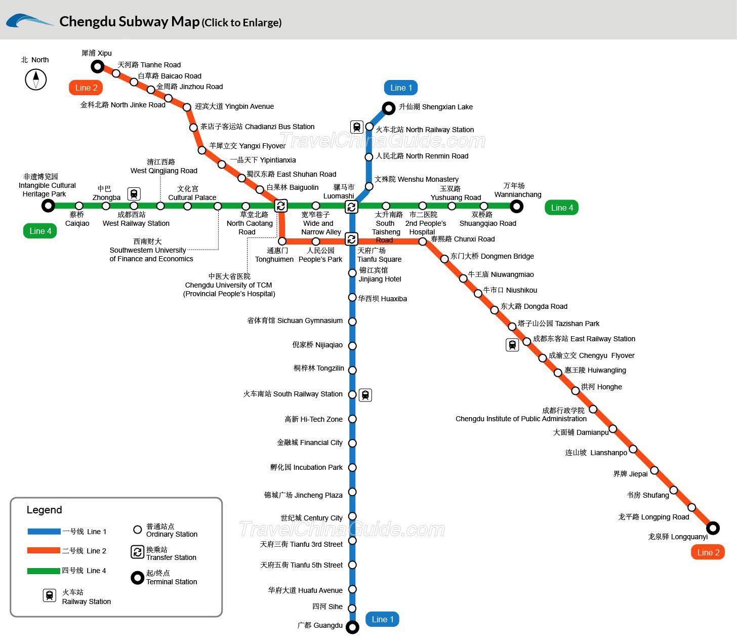 Chengdu Subway Map New Station.Chengdu Metro Map Chengdu Sichuan Maggie S 22 Chinese Cities