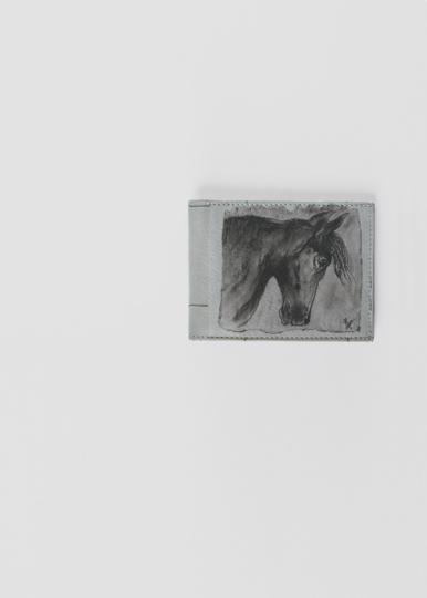 Silk Square Scarf - CHARLIE HORSE by VIDA VIDA f9icWH