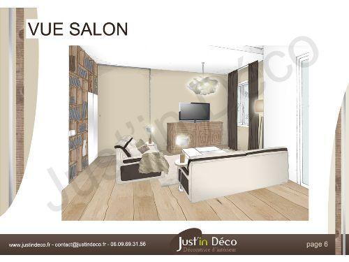BOOK DECO Salon et Cuisine, Ambiance nature, épurée, chaleureuse et ...