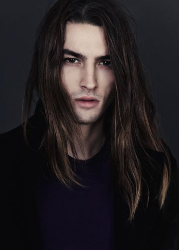 Photo Model Models Androgyny Cool People Indie Pose Style Long Hair Long Hair Styles Men Long Hair Styles Mens Hairstyles