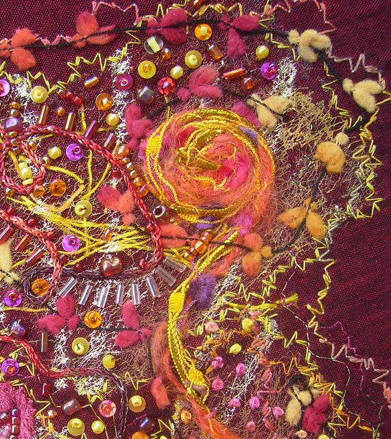 Detail Fleurs d'automne 6