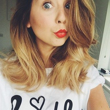 Why Zoella Has Earned Her Place As A Role Model Zoella Role - Hairstyles for short hair zoella