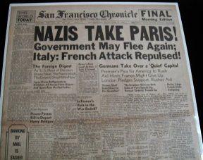World War II Newspaper: Task | Headlines (Good, Bad & The Ugly ...