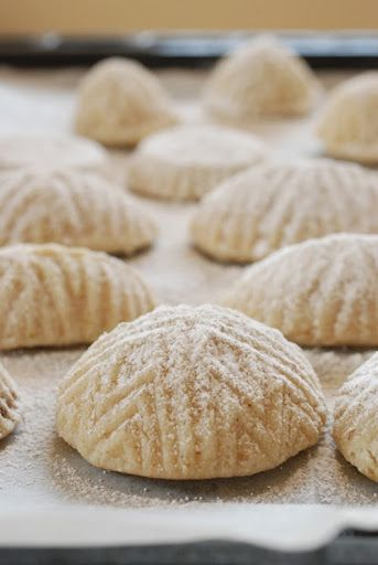 "maamouls recipe. Traditional middle eastern stuffed cookies. A holiday ""The Eid"" tradition"