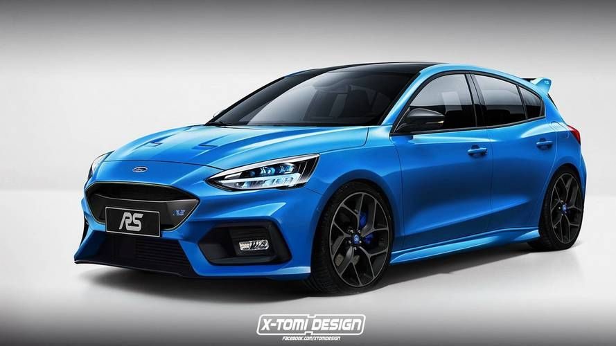 Ford Plans Even More Extreme 2020 Focus Rs Cars Power Ford