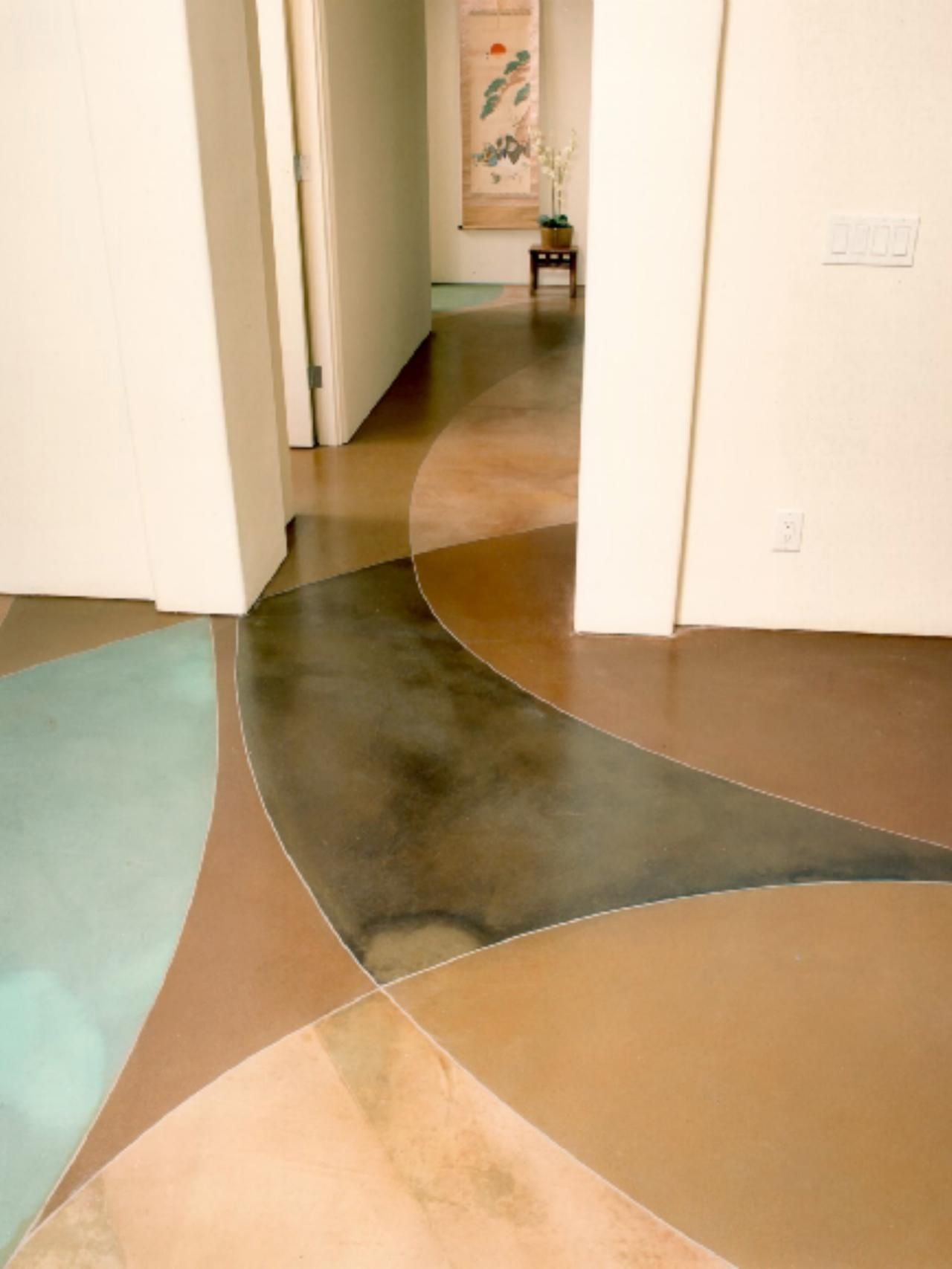 HGTV Expert Tips On Basement Floor Paint Options Plus Inspiring Pictures And Advice How