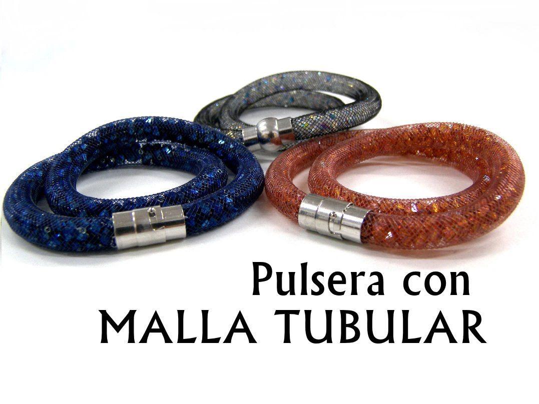 Pulseras collares swarovski