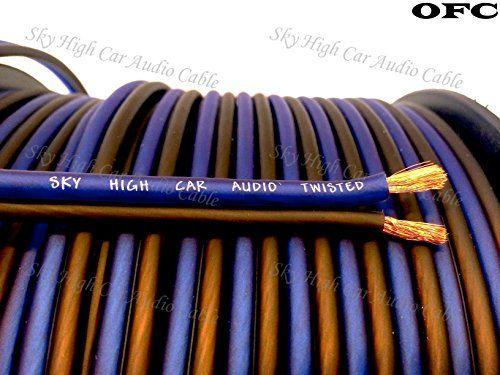 Car speaker wire gauge wire center 400 feet ofc true 14 gauge awg oxygen free copper speaker wire car rh pinterest co uk car speaker wire gauge size car speaker wire gauge best greentooth Image collections