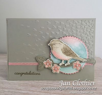 Best Birds, Birds and Blooms, Stampin Up, Beautiful