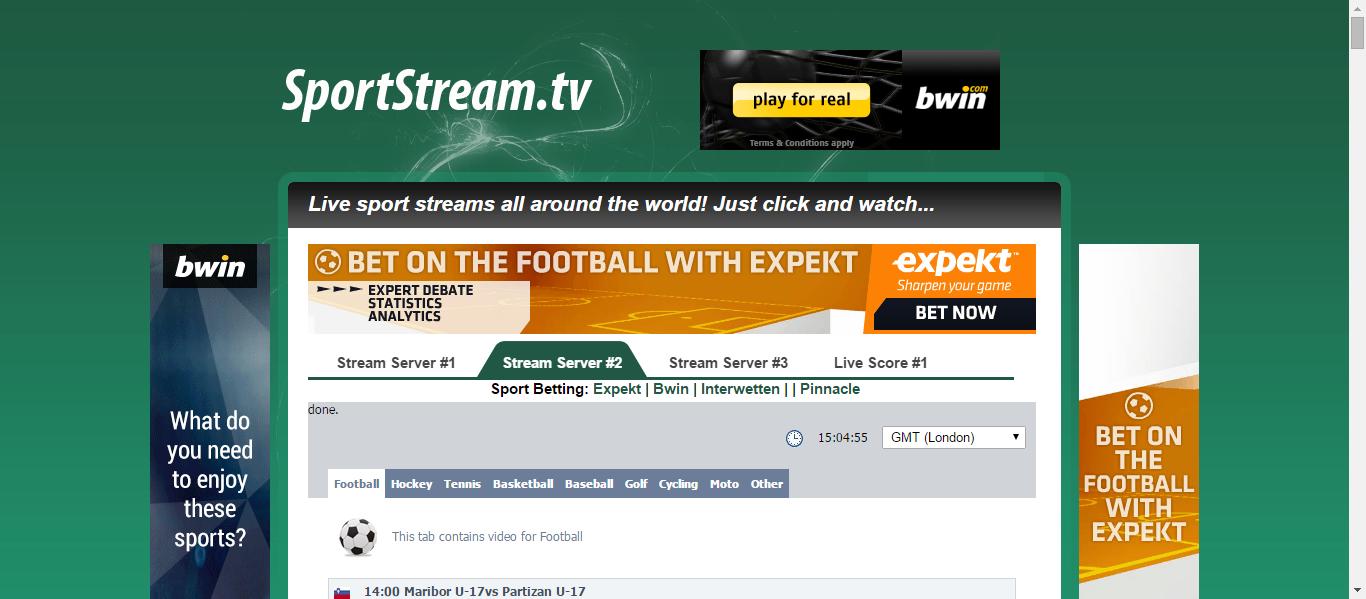 SportStream.tv Tvs, Sports betting, Streaming