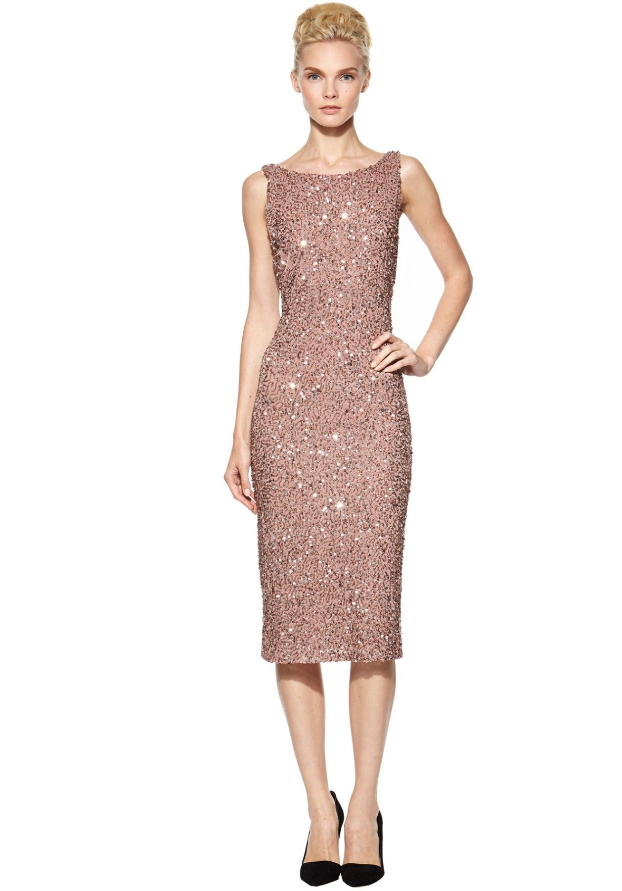 KIMBER EMBELLISHED FITTED DRESS | Wedding ideas for my sister ...
