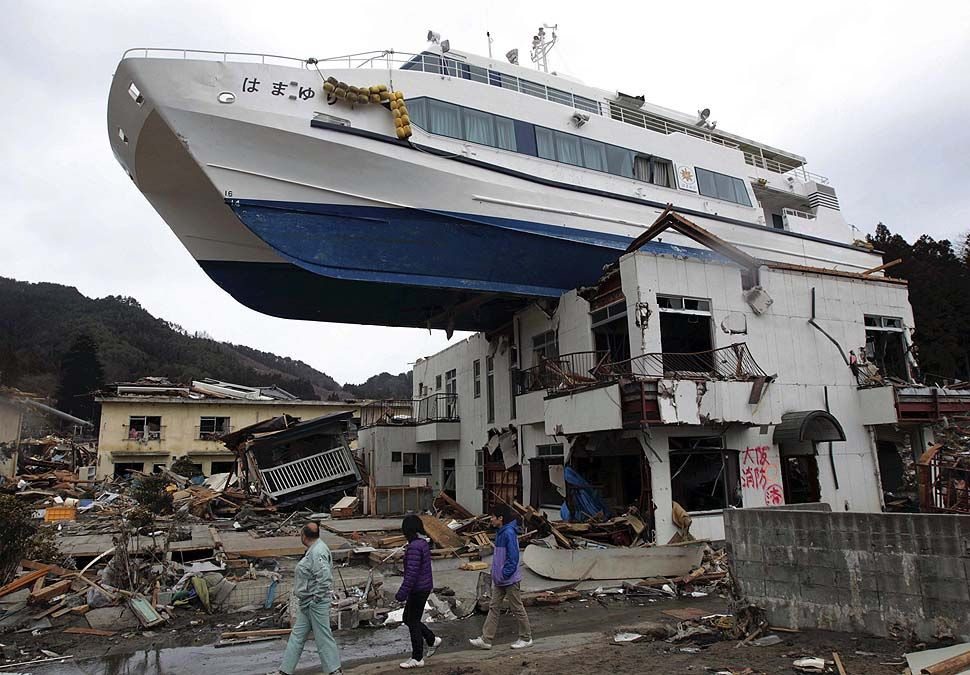 News From California The Nation And World Los Angeles Times Japan Earthquake Tsunami Natural Disasters