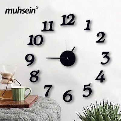 Special Offer Free Shipping 3d Best Home Decoration Diy Wall Clock Unique Small Number Stickers Self Adhesive Home Decor Modern Wall Clocks Just Only 5 40 With