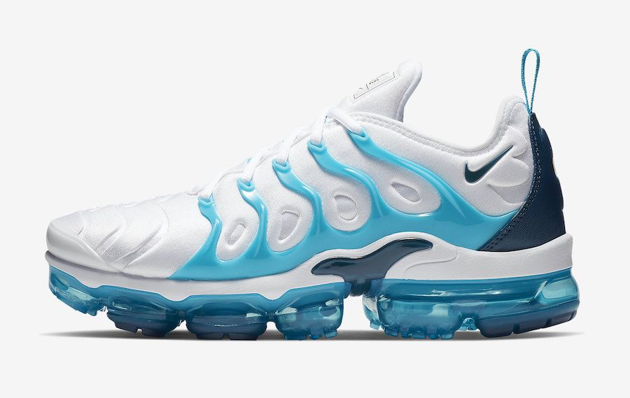 Nike Air VaporMax Plus (Chicago) Men's Shoe.