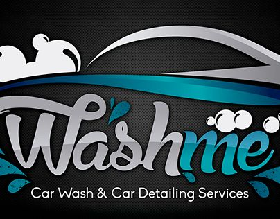 Pin De Nicole Morales En Logo Car Wash Business Car Wash Y New Work