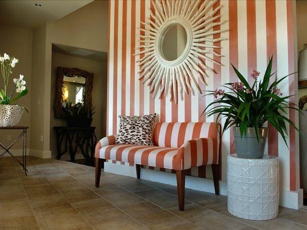 35 farbpaletten fr wandfarben coole wanddeko und muster - Wandfarben Muster